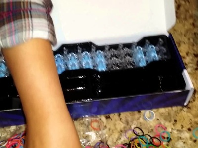 Rubber Band Bracelet Kit Loomy Loom Review Video