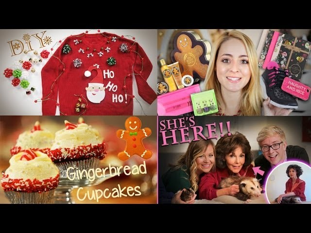 This Week on PSGG: FleurDeForce Holiday Gift Guide, How to Massage an Opossum & More!