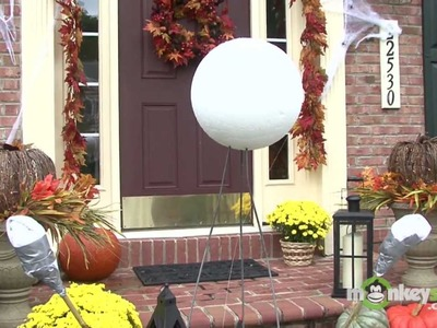 To Die For Outdoor Halloween Decor