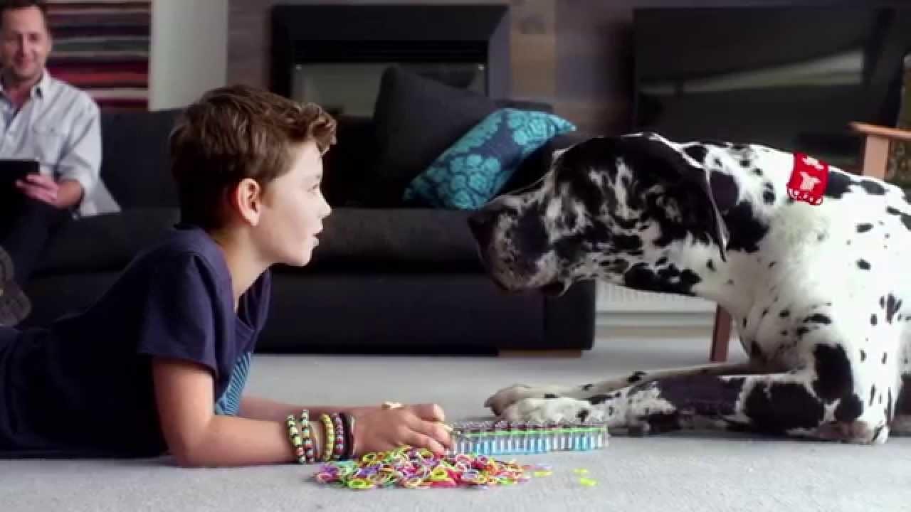 Welcome to the World of Rainbow Loom®-Australia TV Ad + Behind the Scene