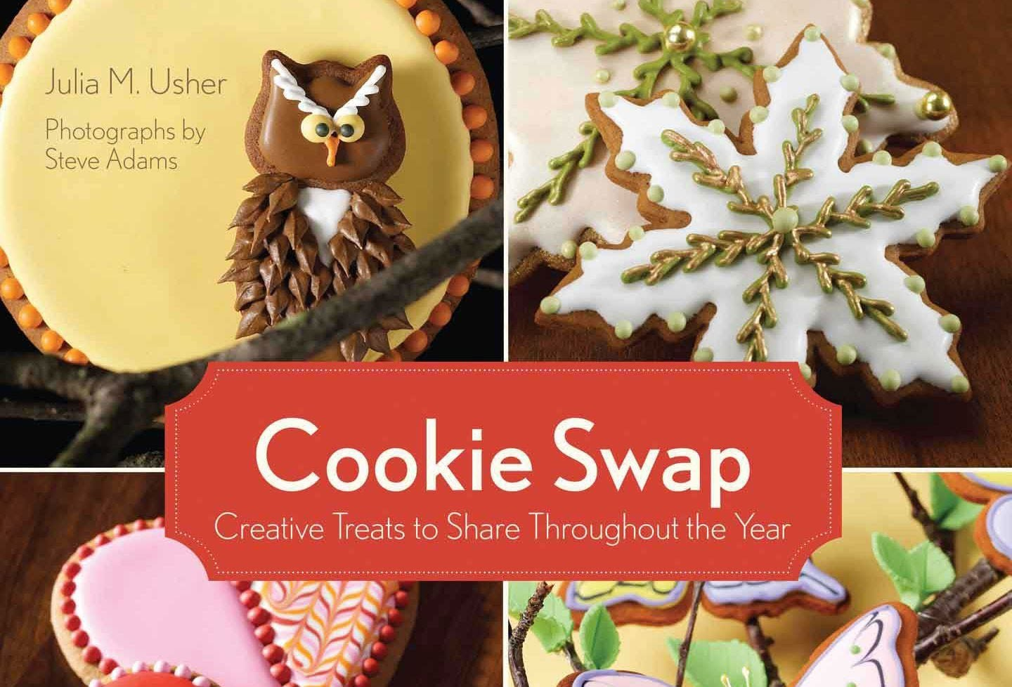 Cookie Swap Book Highlights with All of Julia's Latest Clips