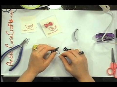 How to make a Ring Bow Tie ( Andrea Currie )