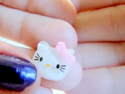 Kawaii Polymer Clay Charm Update #2 & Package Opening!