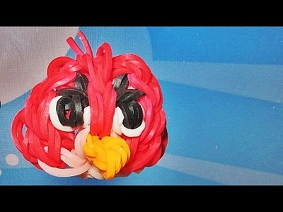Loom Bandz Anleitung Deutsch Angry Birds (Rainbow Loom Deutsch Loom Bands)