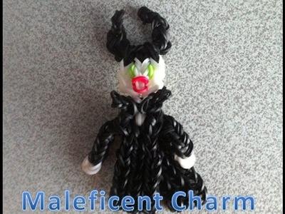 Loomer's Page- Rainbow Loom Maleficent Charm- Advanced **OLD TUTORIAL**