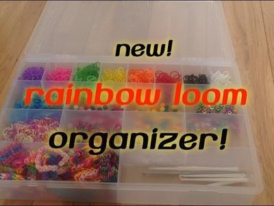 NEW Rainbow Loom Organizer Case + shoutout to katherine Schroeder