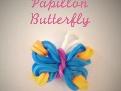 Rainbow Loom Papillon facile Butterfly (Easy tuto facile français)