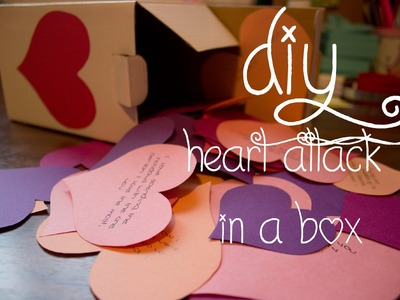 14 Days of Valentine (Day 3): Heart Attack in a Box