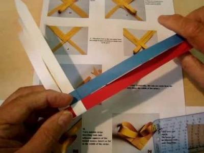 3D Paper Stars Part 2 highhopes no. 8