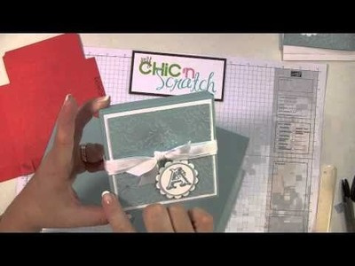 Card Box with Matching Envelope