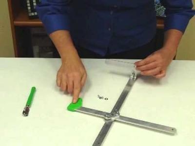G2 Bottle Cutter - How to Assemble the G2 Bottle Cutter