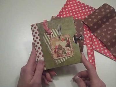Gift Card Wallet or Mini Album