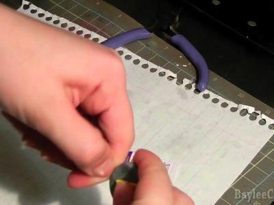 How I Make My Keychains