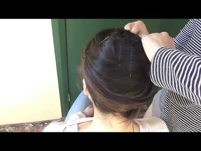How Maintain Straight, Smooth Hair With Bobby Pins -  xoVain