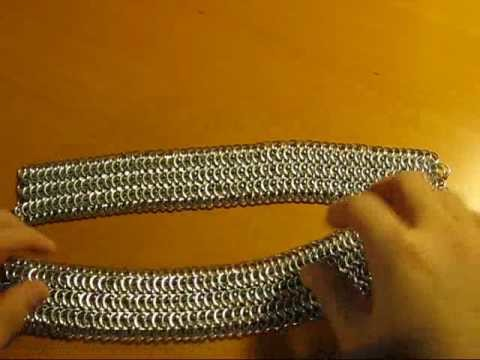 How To Chainmail (European 6-in-1): Part 3