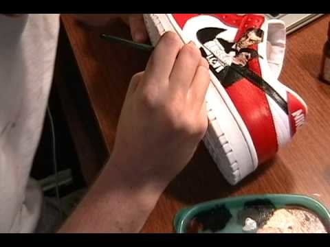 How to Customize Leather Shoes