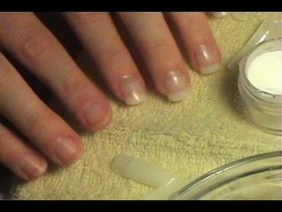 How To: Do It Yourself Acrylic Nails