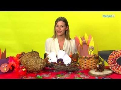 How to Make a Thanksgiving Turkey Breadbasket