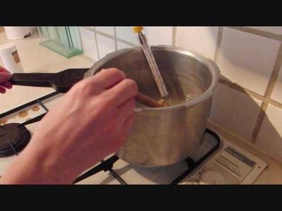 How to make sugar glass