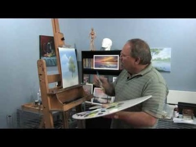 How to Paint Deciduous Trees