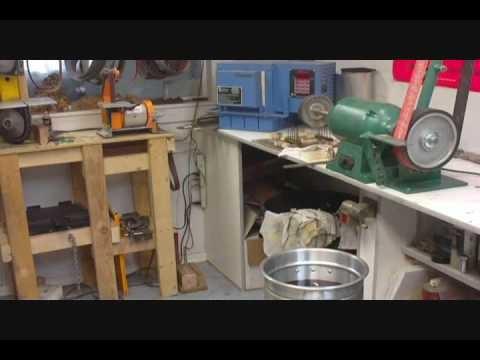 Knifemaking - A Work in Progress - Part 7 Heat Treating the Blade