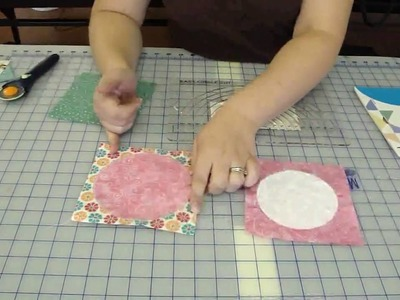 "Make a ""Dot to Dot"" Quilt"