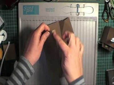 Making a milk carton box without a die