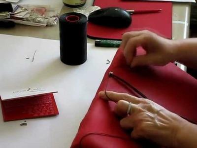 MIZZE Jewelry - The Making of a Kabbalah Friendship Bracelet