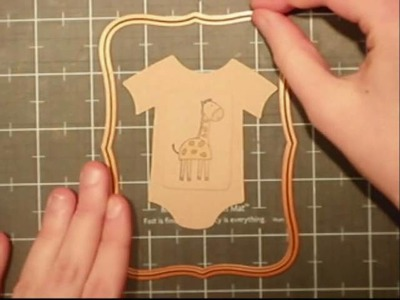 New baby card - for baby boy or baby girl.wmv