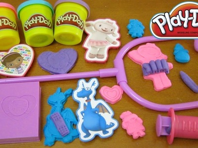 Play-Doh Doc McStuffins Doctor Kit by Hasbro Toys!