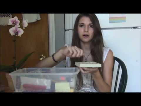 Polymer Clay for Beginners. How to make things using oven-bake clay.