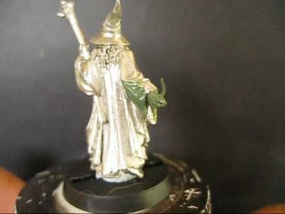Quicktips 5- Sculpting 3 Hand Poses for Miniature Gandalf