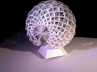 Six Amazing Pop-Up Paper Sculptures