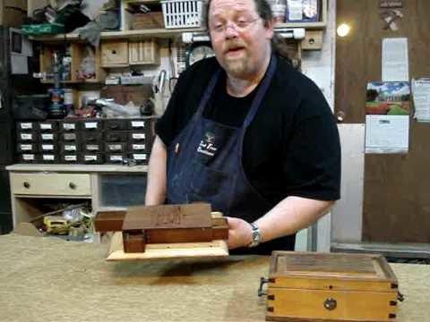 The EDOG - The Ultimate Wood Puzzle Box