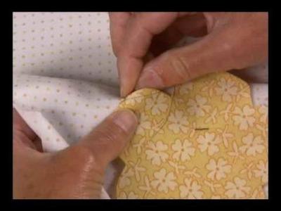 The Hand Applique Stitch