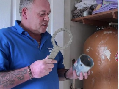 Water and Plumbing Tutorial Part 9 - Immersion Heater