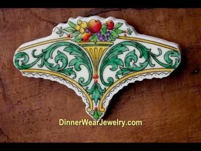 DinnerWear Jewelry -- Wear A Piece Of The Past