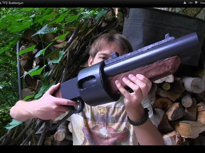 How to build a TF2 Scattergun