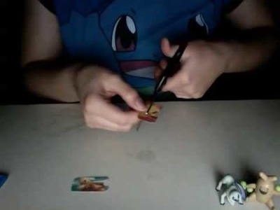 How to Make a Pokemon Keychain