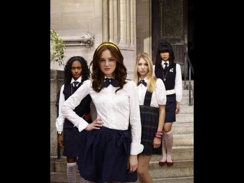 How to style school uniforms