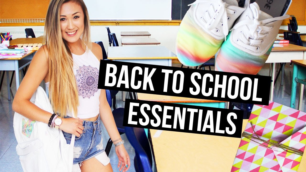 DIY Back to School Essentials & Supplies for 2015! | LaurDIY