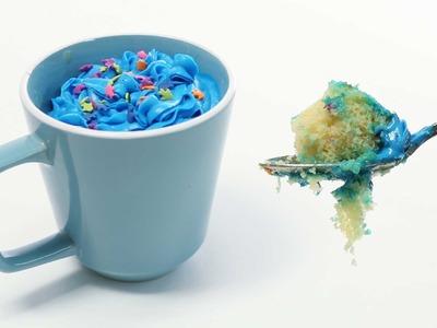Easy Microwave Mug Cake
