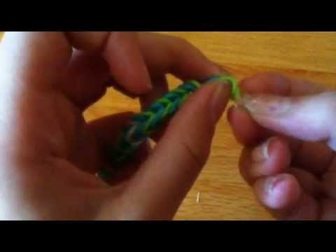 Make a Fishtail Rubber Band Bracelet WITHOUT a Rainbow Loom
