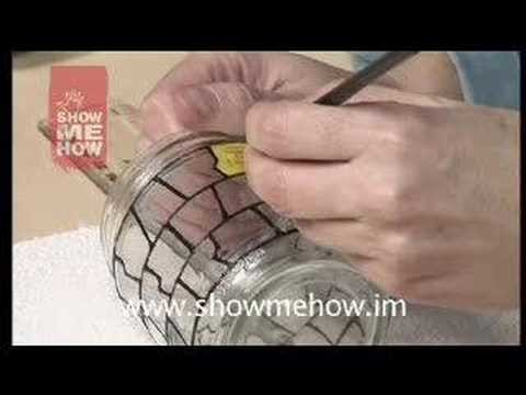 Painting on Glass DVD Step-by-Step Guide