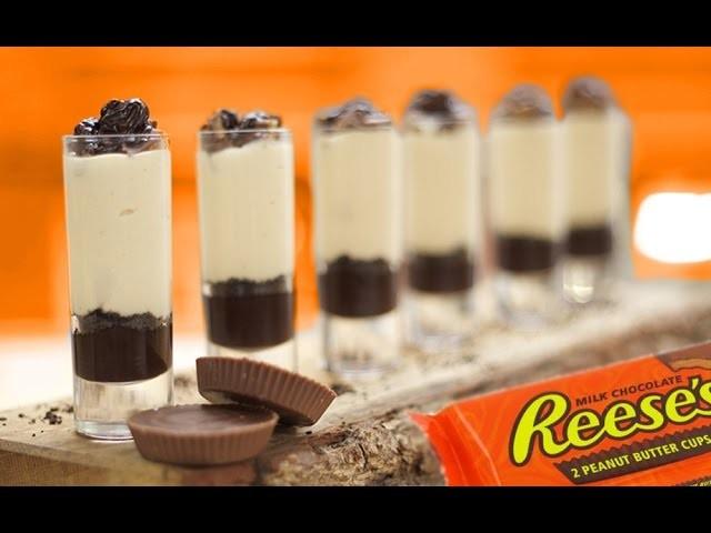 Peanut Butter Dessert CHALLENGE!! My Cupcake Addiction V Donal Skehan!