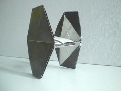 Star Wars Origami TIE Fighter
