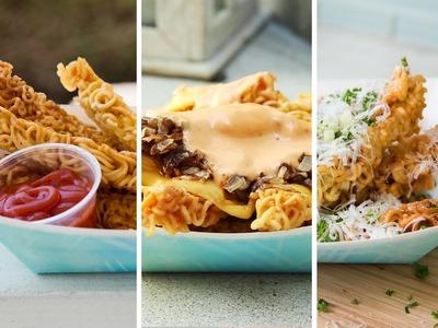 3 Delicious Deep-Fried Ramen Recipes