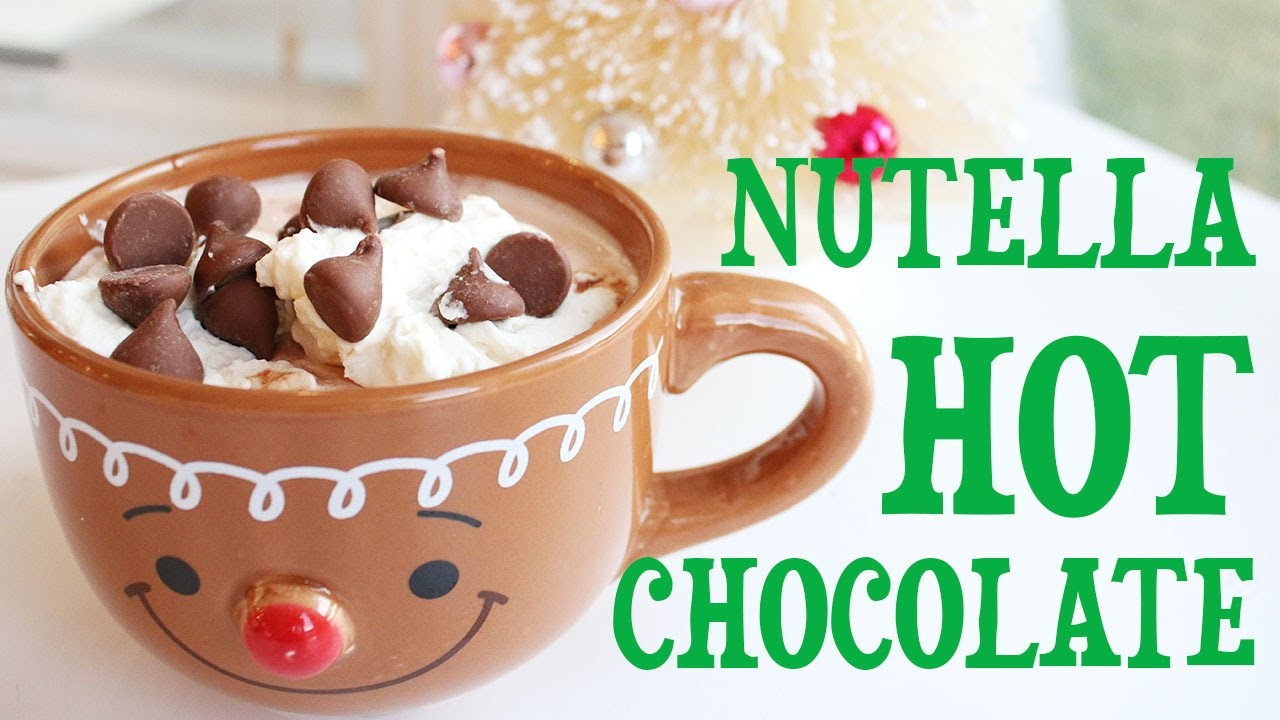 Best Nutella Hot Chocolate Recipe