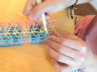 DIY Rainbow Loom Rolly-Polly Bracelet - You2CanDIY