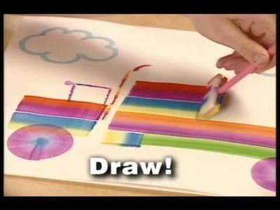 Alive Products Rainbow Art